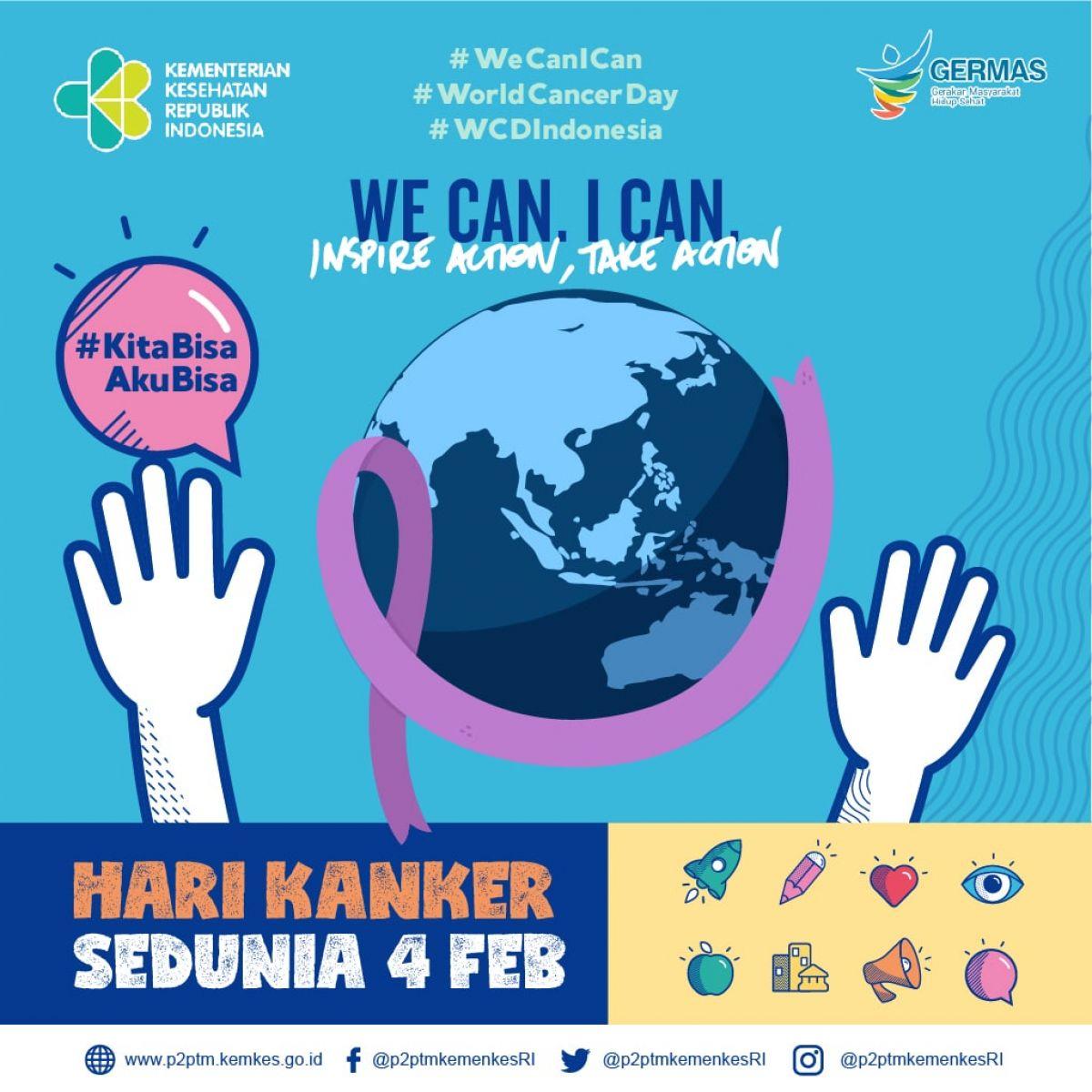 Peringatan Hari Kanker Sedunia 2018 - Direktorat P2PTM